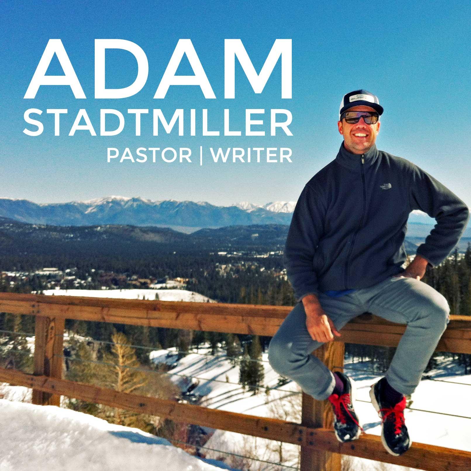 Adam Stadtmiller